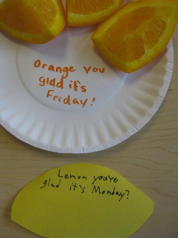 Lemon Monday